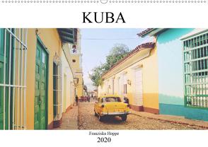 Kuba – Perle der Karibik (Wandkalender 2020 DIN A2 quer) von Hoppe,  Franziska