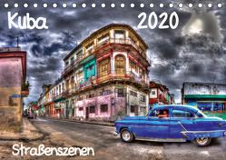 Kuba – Straßenszenen (Tischkalender 2020 DIN A5 quer) von Sturzenegger,  Karin