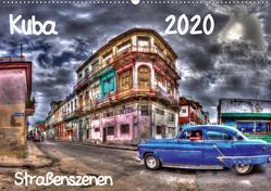 Kuba – Straßenszenen (Wandkalender 2020 DIN A2 quer) von Sturzenegger,  Karin