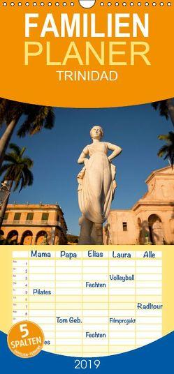 Kuba – Trinidad – Familienplaner hoch (Wandkalender 2019 , 21 cm x 45 cm, hoch) von Schickert,  Peter