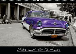 Kuba und die Oldtimer (Wandkalender 2021 DIN A2 quer) von M.Polok