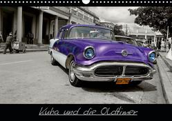Kuba und die Oldtimer (Wandkalender 2021 DIN A3 quer) von M.Polok