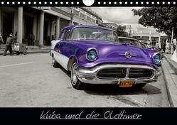 Kuba und die Oldtimer (Wandkalender 2021 DIN A4 quer) von M.Polok