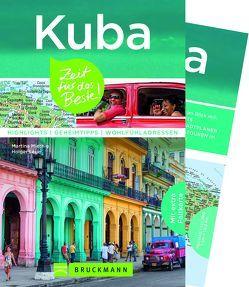 Kuba – Zeit für das Beste von Leue,  Holger, Miethig,  Martina