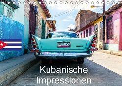Kubanische Impressionen (Tischkalender 2018 DIN A5 quer) von Peters-Hein,  Reemt