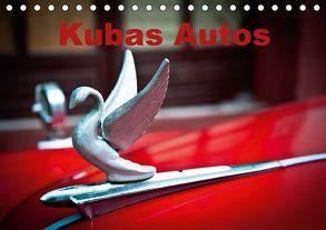 Kubas Autos (Tischkalender 2018 DIN A5 quer) von Krebs,  Thomas