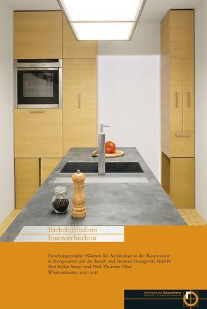 Küchen für Architektur in der Konversion von Scheitinger,  Otto, Stauss,  Kilian