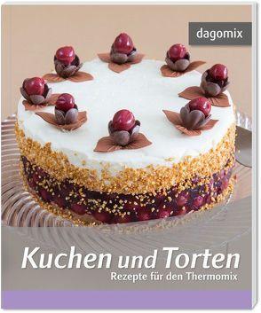 Kuchen und Torten Rezepte für den Thermomix von Dargewitz,  Andrea, Dargewitz,  Gabriele