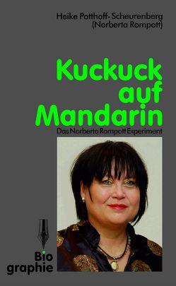 Kuckuck auf Mandarin von Potthoff-Scheurenberg,  Heike