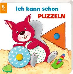 kuckuck!: Ich kann schon PUZZELN von Hebrock,  Andrea