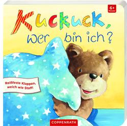 Kuckuck, wer bin ich? von Ackroyd,  Dorothea