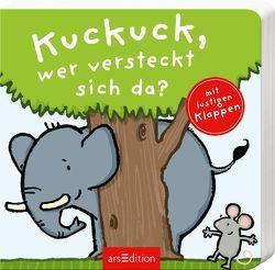 Kuckuck, wer versteckt sich da? von Saleina,  Thorsten
