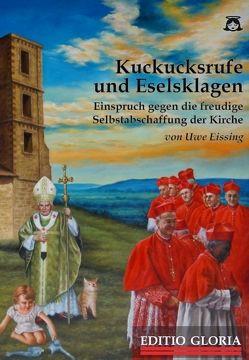 Kuckucksrufe und Eselsklagen von Eissing,  Uwe
