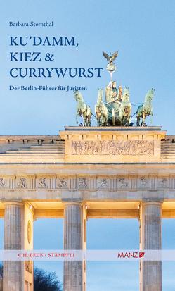 Ku`damm, Kiez & Currywurst von Sternthal,  Barbara