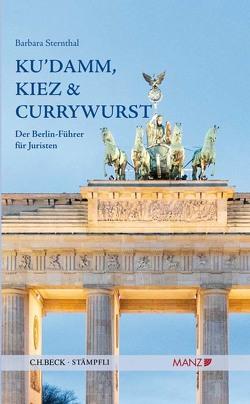 Ku'damm, Kiez & Currywurst von Sternthal,  Barbara