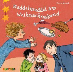 Kuddelmuddel am Weihnachtsabend von Keck,  Sandra, Nowak,  Karin