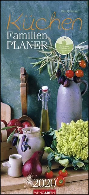 Küche Familienplaner Kalender 2020 von Bellmann,  Rita, Weingarten
