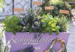 Küchenkalender 2019 von Korsch Verlag