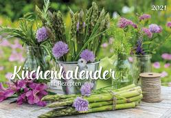 Küchenkalender 2021 von Korsch Verlag