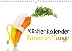 Küchenkalender Bananen Tango / Geburtstagskalender (Wandkalender 2018 DIN A4 quer) von Christopher Becke,  Jan, jamenpercy,  k.A.