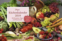 Küchenkalender Broschur XL – Kalender 2019 von Heye
