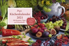 Küchenkalender Broschur XL Kalender 2021 von Heye