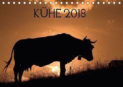Kühe 2018 (Tischkalender 2018 DIN A5 quer) von Ruiz del Olmo,  Jorge