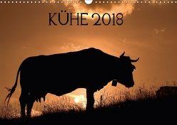 Kühe 2018 (Wandkalender 2018 DIN A3 quer) von Ruiz del Olmo,  Jorge