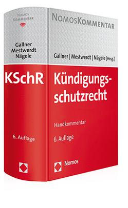 Kündigungsschutzrecht von Gallner,  Inken, Mestwerdt,  Wilhelm, Nägele,  Stefan