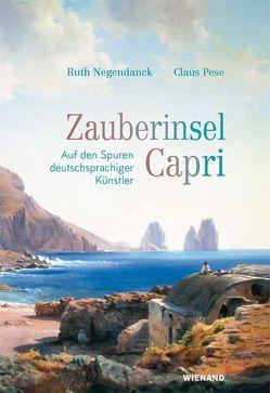 Künstler auf Capri von Negendanck,  Ruth, Pese,  Claus