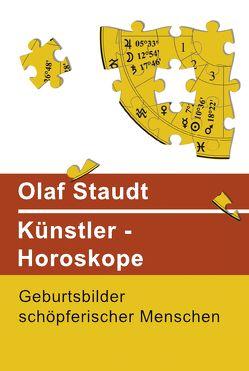 Künstler-Horoskope von Staudt,  Olaf