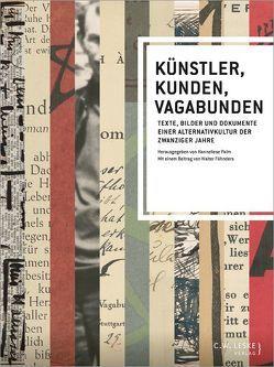 Künstler, Kunden, Vagabunden von Fähnders,  Walter, Palm,  Hanneliese