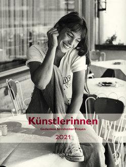 Künstlerinnen 2021 von Nadolny,  Susanne