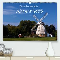 Künstlerparadies Ahrenshoop (Premium, hochwertiger DIN A2 Wandkalender 2020, Kunstdruck in Hochglanz) von boeTtchEr,  U