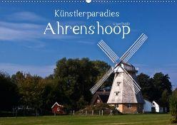 Künstlerparadies Ahrenshoop (Wandkalender 2018 DIN A2 quer) von boeTtchEr,  U