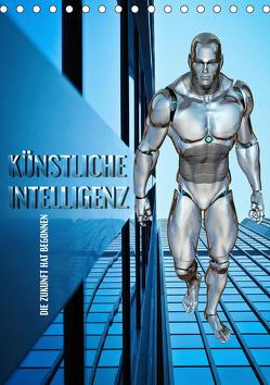 Künstliche Intelligenz – die Zukunft hat begonnen (Tischkalender 2020 DIN A5 hoch) von Bleicher,  Renate