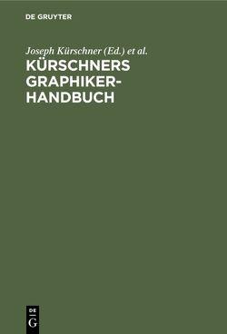 Kürschners Graphiker-Handbuch von Fergg-Frowein,  Charlotte
