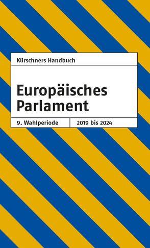 Kürschners Handbuch Europäisches Parlament 9. Wahlperiode von Holzapfel,  Andreas