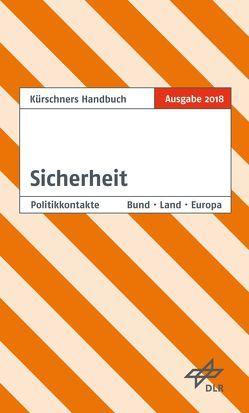 Kürschners Handbuch Sicherheit von Holzapfel,  Andreas