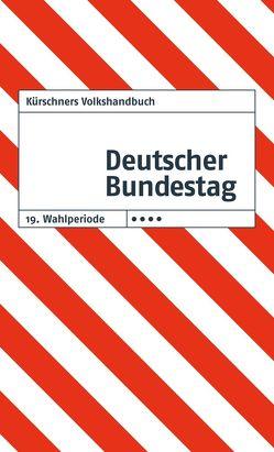 Kürschners Volkshandbuch Deutscher Bundestag von Holzapfel,  Klaus J