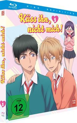 Küss ihn, nicht mich! – Blu-ray 1 von Ishidori,  Hiroshi
