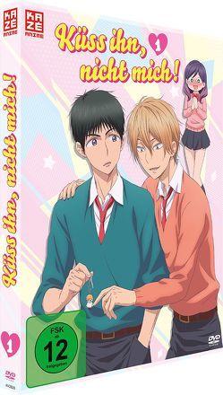 Küss ihn, nicht mich! – DVD 1 von Ishidori,  Hiroshi