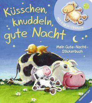 Küsschen, knuddeln, gute Nacht von Löhlein,  Henning, Penners,  Bernd