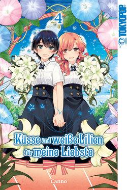 Küsse und weiße Lilien für meine Liebste 04 von Canno