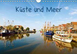 Küste und Meer (Wandkalender 2019 DIN A4 quer) von Friedrich,  Olaf