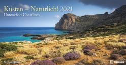Küsten – Natürlich! 2021 – Foto-Kalender – Wand-Kalender – 64×33 von Hefele,  Stefan