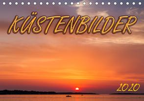 Küstenbilder (Tischkalender 2020 DIN A5 quer) von Braun,  Werner