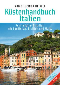 Küstenhandbuch Italien von Heikell,  Rod