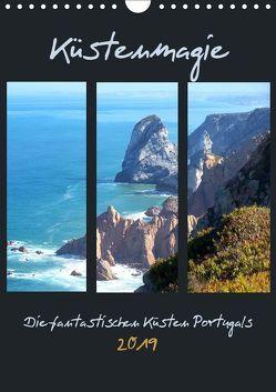 Küstenmagie – Die fantastischen Küsten Portugals (Wandkalender 2019 DIN A4 hoch) von Schimmack,  Michaela