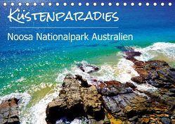 Küstenparadies – Noosa Nationalpark Australien (Tischkalender 2019 DIN A5 quer) von Busse,  Alexander